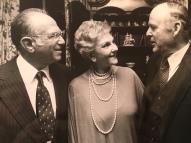 Grandpa, Mary Martin, President of Fieldcrest Mills